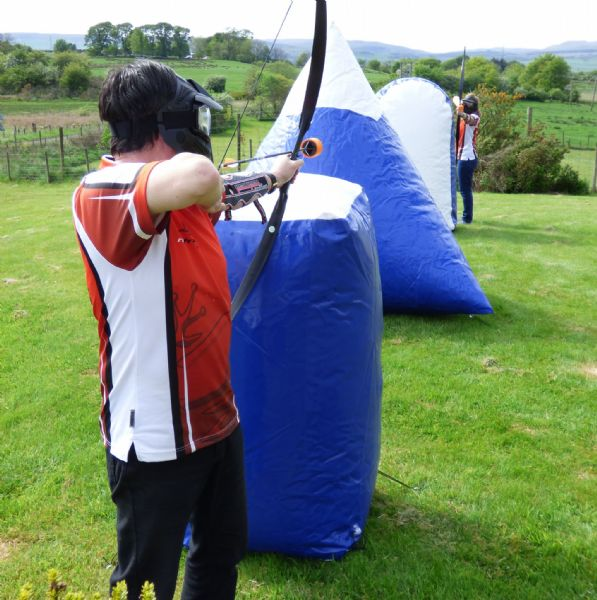 Archery Tag Sets For Commercial Use 20 Players
